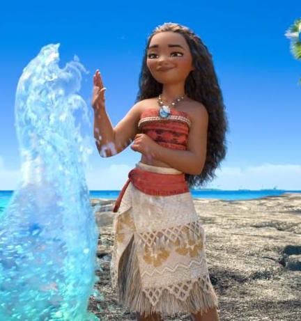 'Moana' Makes a Holiday Box-Office Splash