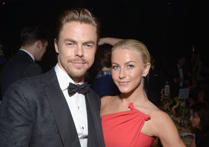 How Derek & Julianne Hough Deal with Their Sibling Rivalry