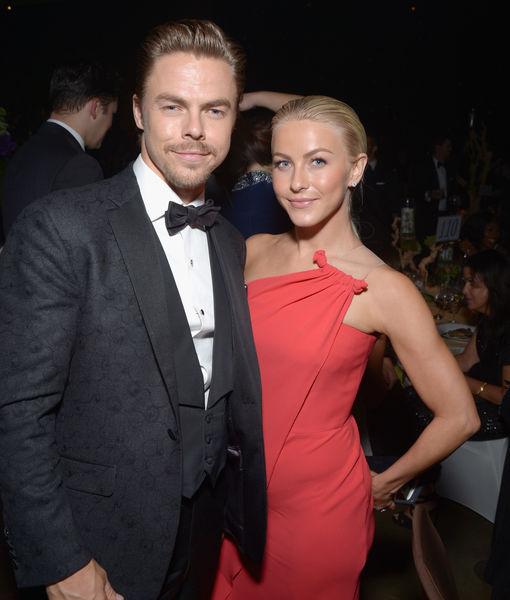 Derek & Julianne Hough Make a Big Dancing Announcement