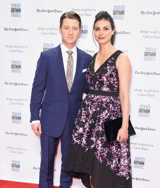 Ben McKenzie & Morena Baccarin Are Engaged — See Her Huge Ring!