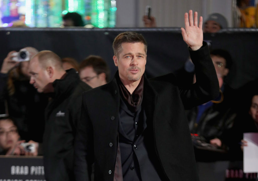 Brad Pitt's Thanksgiving Escape Without Estranged Family