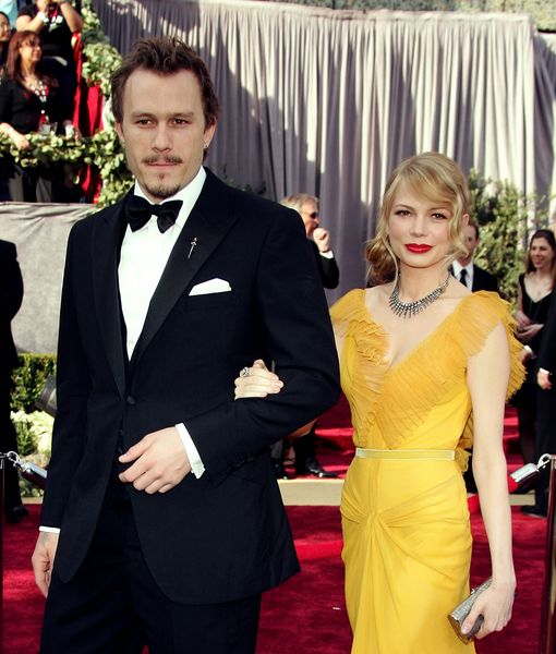 Heath Ledger's Dad Comments on Michelle Williams' Secret Marriage