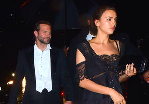 Bradley Cooper & Pregnant GF Irina Shayk Have Joint Birthday Party