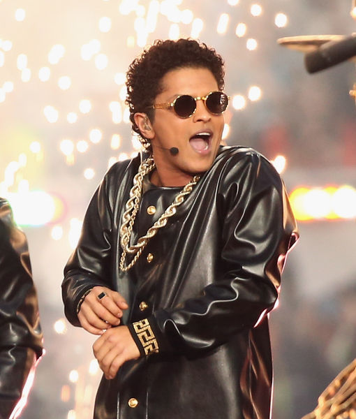 How Bruno Mars Will Participate in the Super Bowl This Year