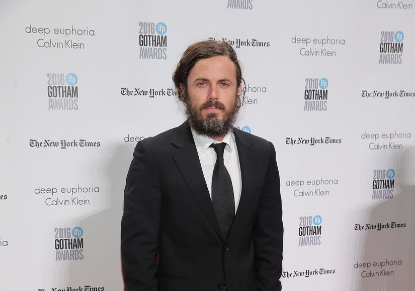 What Casey Affleck Thinks of His Growing Beard