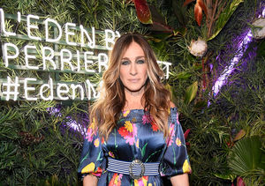 Sarah Jessica Parker Performs at L'Eden by Perrier-Jouët Opening