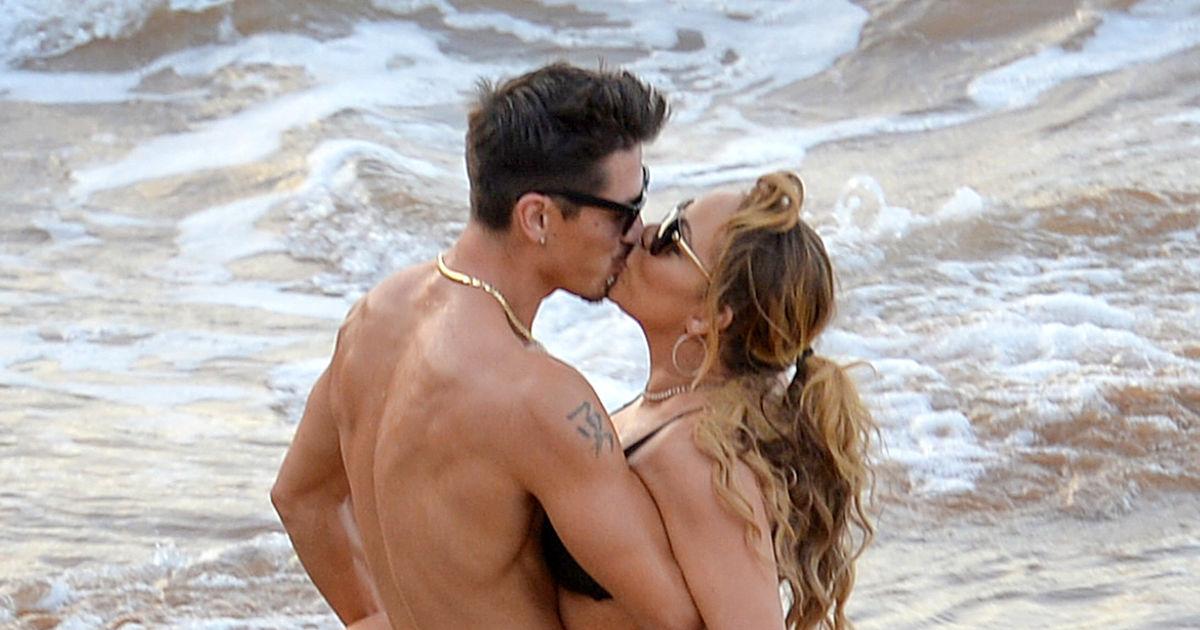 Mariah Carey   Bryan Tanaka May Have Just Confirmed Their Relationship    ExtraTV com. Pic  Mariah Carey   Bryan Tanaka May Have Just Confirmed Their