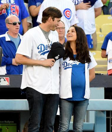What's Mila Kunis & Ashton Kutcher's Baby Boy's Name?