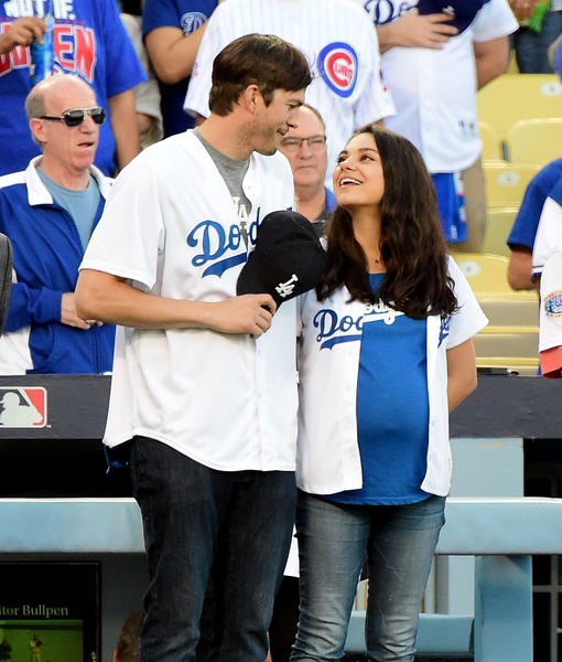 Mila Kunis & Ashton Kutcher Welcome Baby Boy