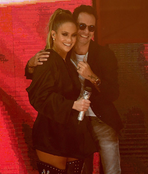 Rumor Bust! Marc Anthony Is Not Trying to Reconcile with Jennifer Lopez