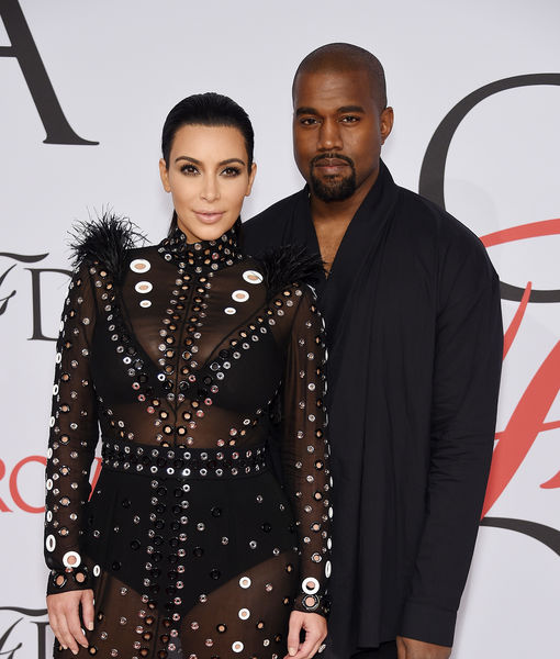 How Kim Kardashian & Kanye West Are Dealing with Tough Times