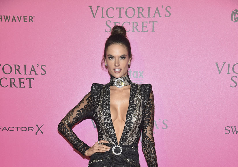 Why Alessandra Ambrosio Still Gets Nervous About Victoria's Secret Fashion…