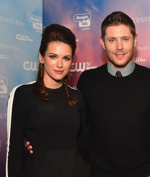 Twins for Jensen & Danneel Harris Ackles!
