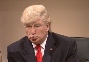 Donald Trump Attacks 'Saturday Night Live,' Alec Baldwin — Again
