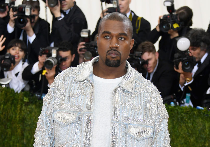 Kanye West Deletes Social Media Accounts After Skipping Met Gala