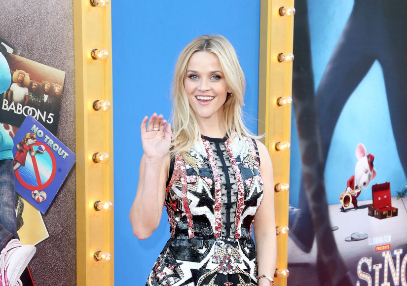 Reese Witherspoon & Matthew McConaughey on Singing, Santa's Naughty or Nice List & Their Families