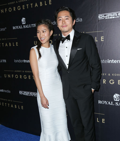 Steven Yeun & Wife Joana Pak Expecting First Child
