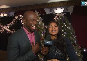 Taraji P. Henson Is Star and Producer of 'White Hot Holidays'