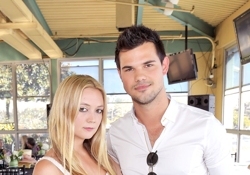 Does Taylor Lautner Have a New GF?