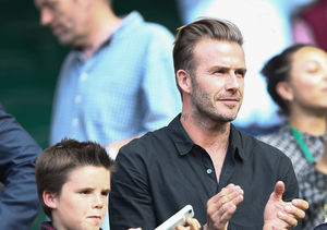 Cruz Beckham Is Following in Justin Bieber's Footsteps