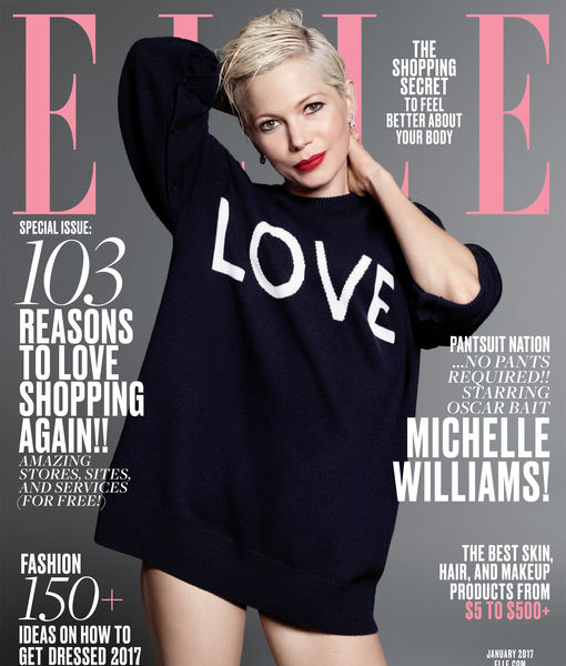 Michelle Williams Talks About Setting Boundaries, Avoiding 'Emotional Wreck-Diving'