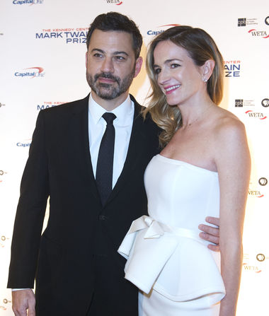 Jimmy Kimmel & Wife Molly McNearney Expecting Baby #2