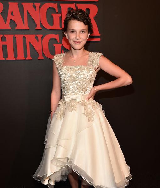 'Stranger Things' Star Millie Bobby Brown Tops IMDb's Breakout Star List