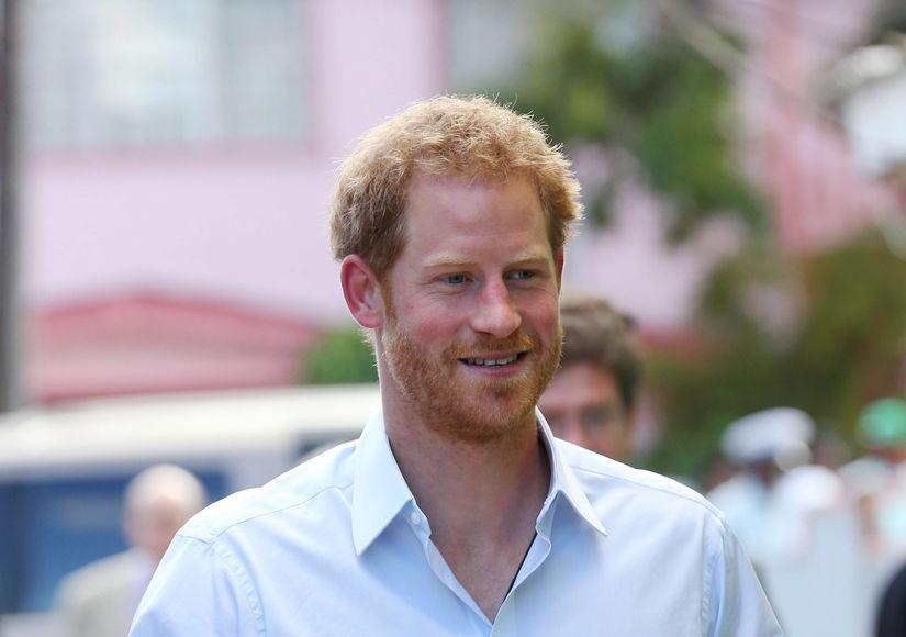Prince Harry's Secret Visit to See Meghan Markle After Caribbean Tour