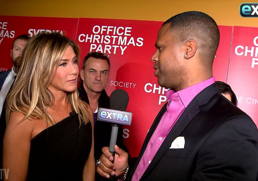Could Jennifer Aniston Survive a Real-Life 'Office Christmas Party'?