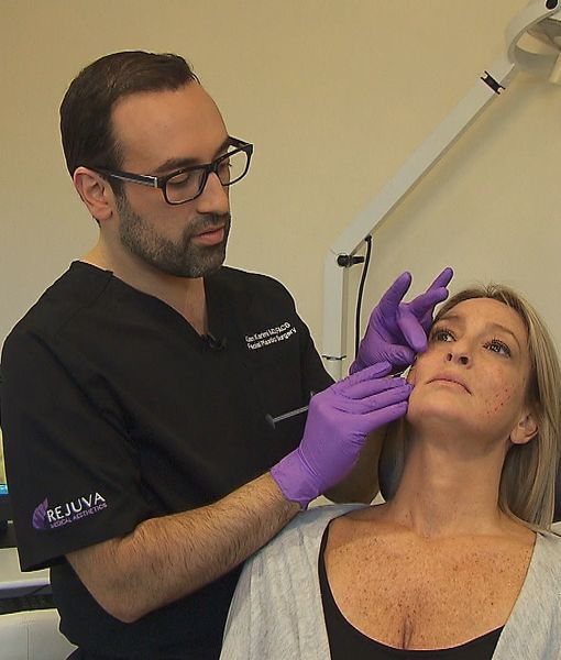 How to Get a Facelift Without Surgery