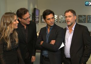 'Fuller House' Men on Their Special 35-Year Relationship