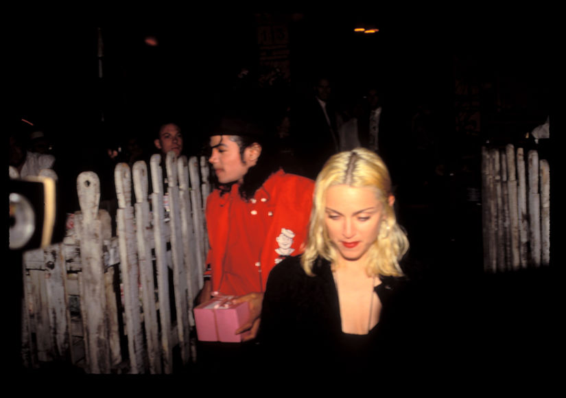 Madonna Kisses and Tells About Her Hot Make-out with Michael Jackson