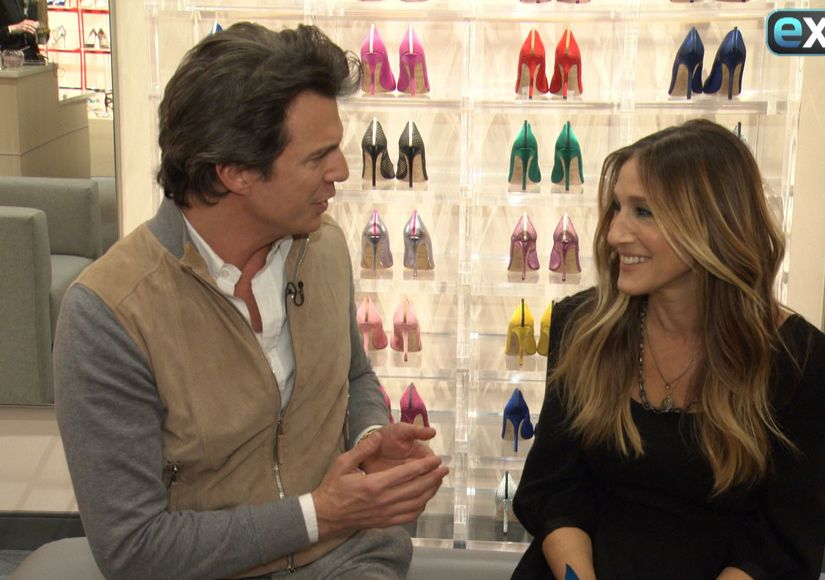 What Sarah Jessica Parker Loves to Do When People Buy Her Shoes