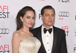 Angelina Jolie Speaks for the First Time on 'Difficult' Divorce…