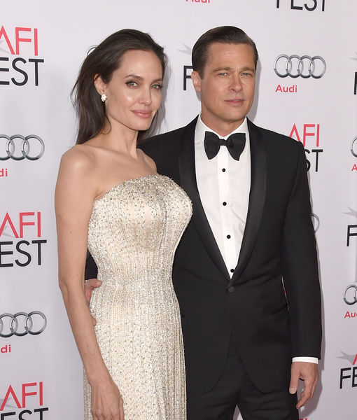 Angelina Jolie Takes Legal Shot at Brad Pitt! What She's Asking for in Court