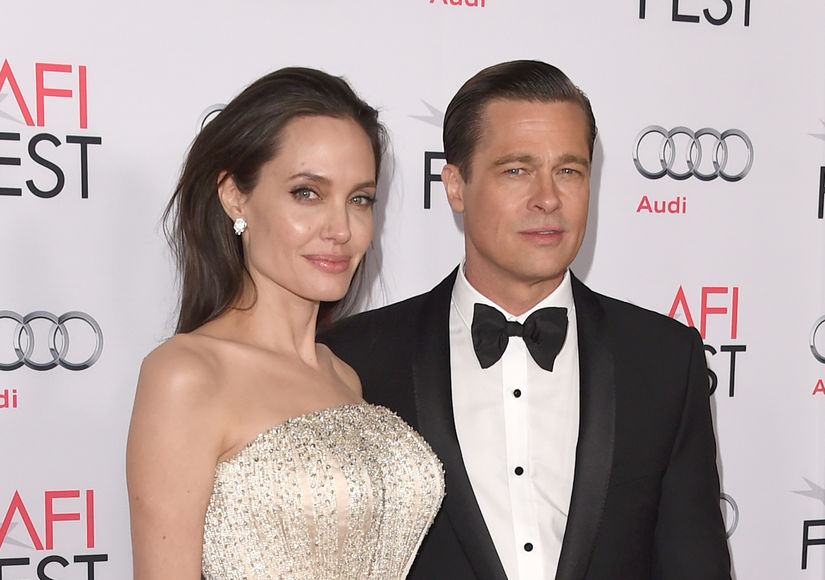 A Clear Sign That Brad Pitt & Angelina Jolie's Bitter Battle Is Over!