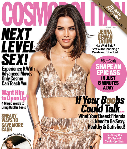 Jenna Dewan Dishes on Her Wild Sex Life with Channing Tatum