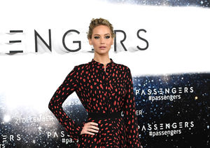 Jennifer Lawrence Talks Working with Rumored BF