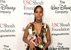 Kerry Washington Shows Off Post-Baby Bod