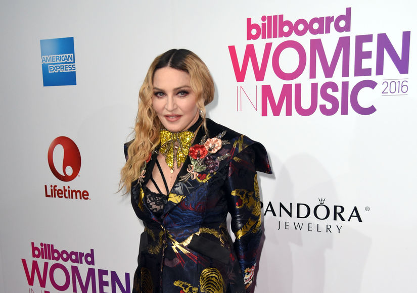 Madonna Sets the Record Straight on New Adoption Rumors
