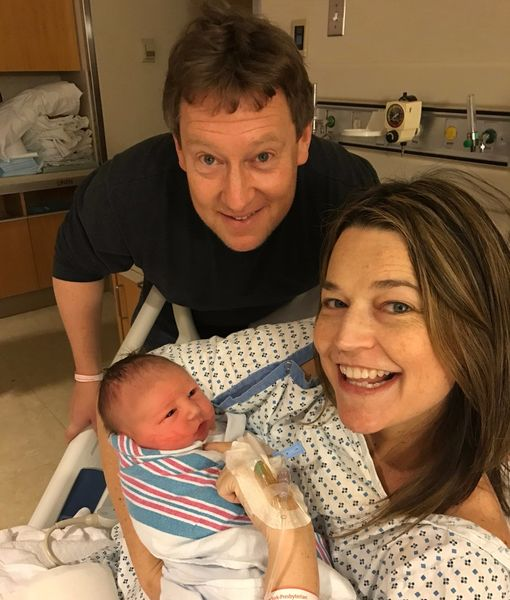Savannah Guthrie Is a Mom Again at 44 — Who Was Her Baby Boy's First Celeb Visitor?