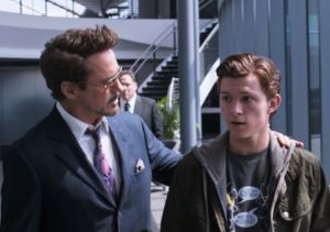 Spider-Man and Ironman Back Together in 'Spider-Man: Homecoming'…