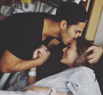 Carlos & Alexa PenaVega Welcome a Baby Boy — See His First Pic!