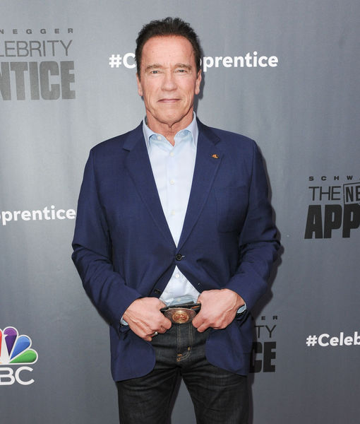 Arnold Schwarzenegger and 'Celebrity Apprentice' Contestants Respond to Trump's…