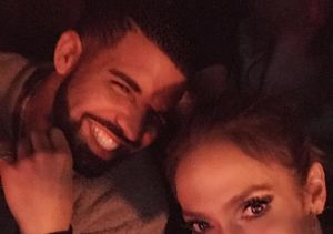 Jennifer Lopez & Drake Hang Out in Las Vegas