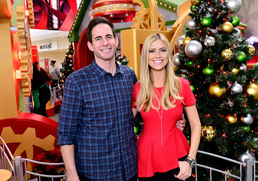 Friendly Exes? 'Flip or Flop' Stars Tarek & Christina El Moussa Together After Split