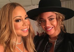 Divas Together: Beyoncé & Mariah Carey Have a Playdate for Their Kids