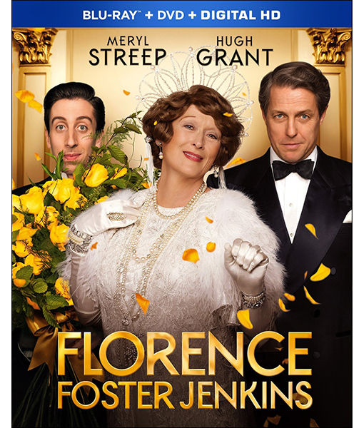 Win It! 'Florence Foster Jenkins' on Blu-ray and DVD