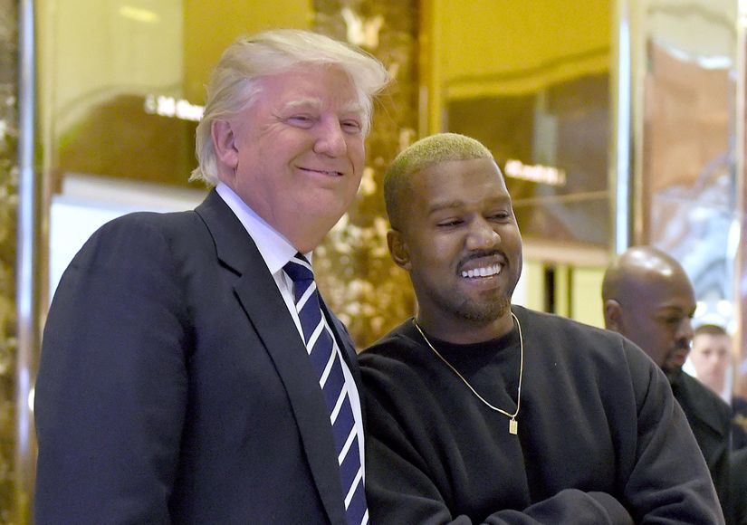 Next Step in Kanye West's Recovery Process  — Meet Donald Trump!