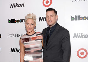 Adorable Pic! P!nk Shows Off Pregnancy in Topless Photo